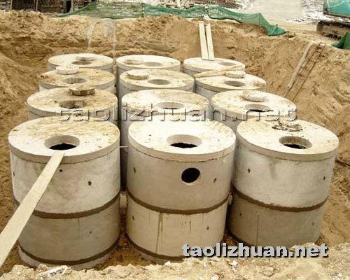 陶粒砖网提供生产排水化粪池厂家